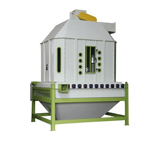 逆流式冷却机