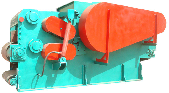BX系列鼓式削片机